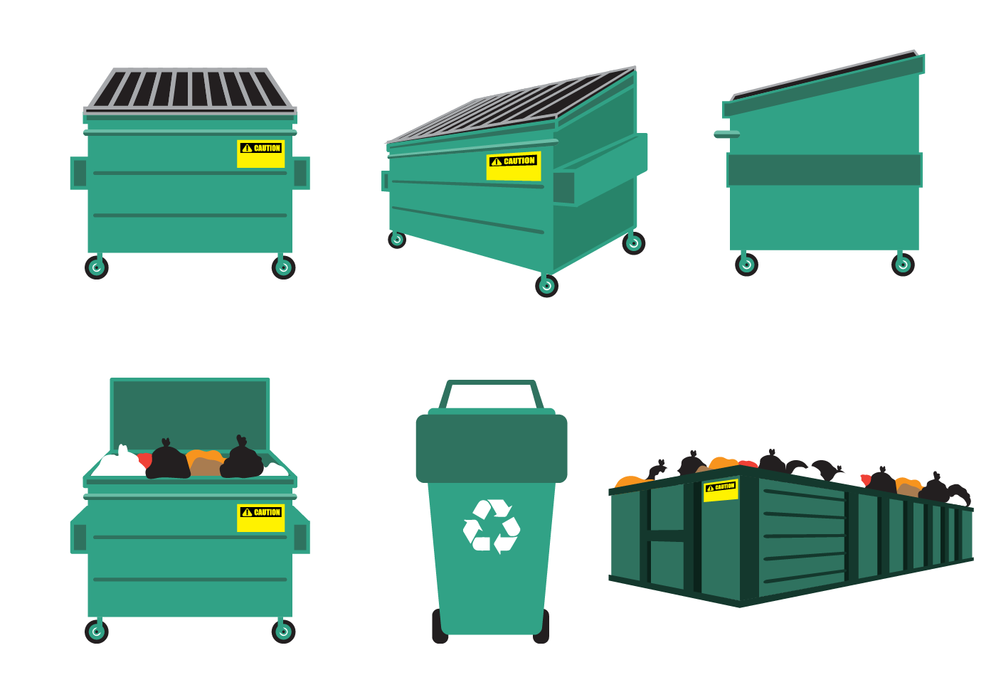 Dumpster pictures clipart graphic royalty free stock Trash Dumpster Clipart - Clip Art Library graphic royalty free stock