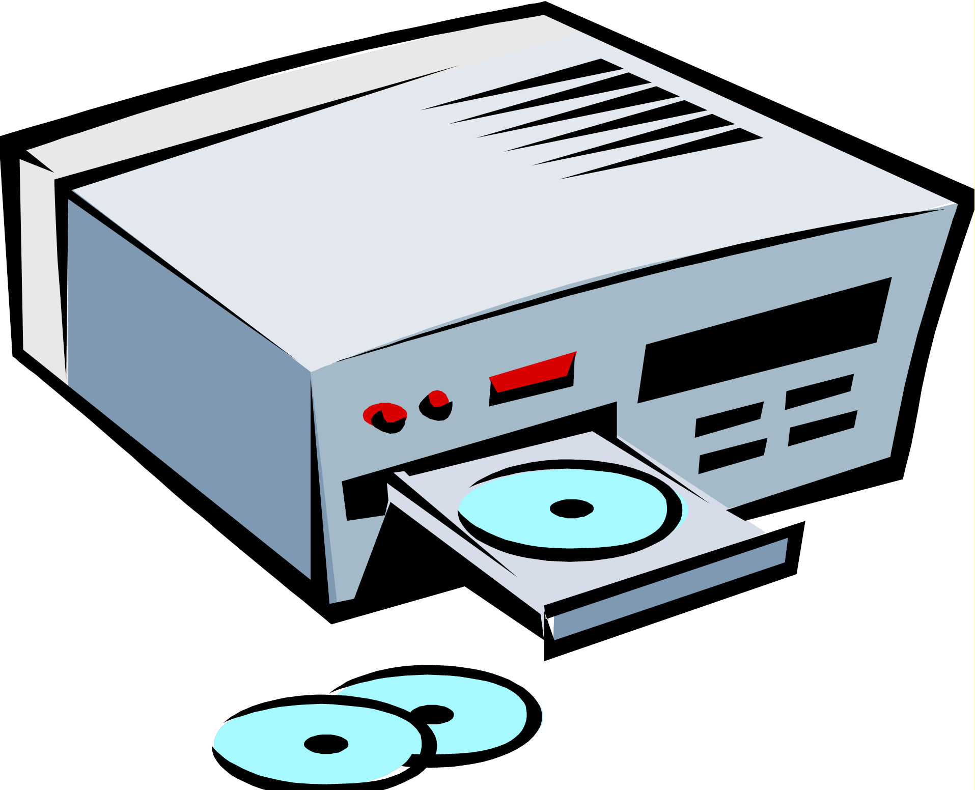 Dvd drive clipart png download Dvd Player Clipart   Free download best Dvd Player Clipart on ... png download