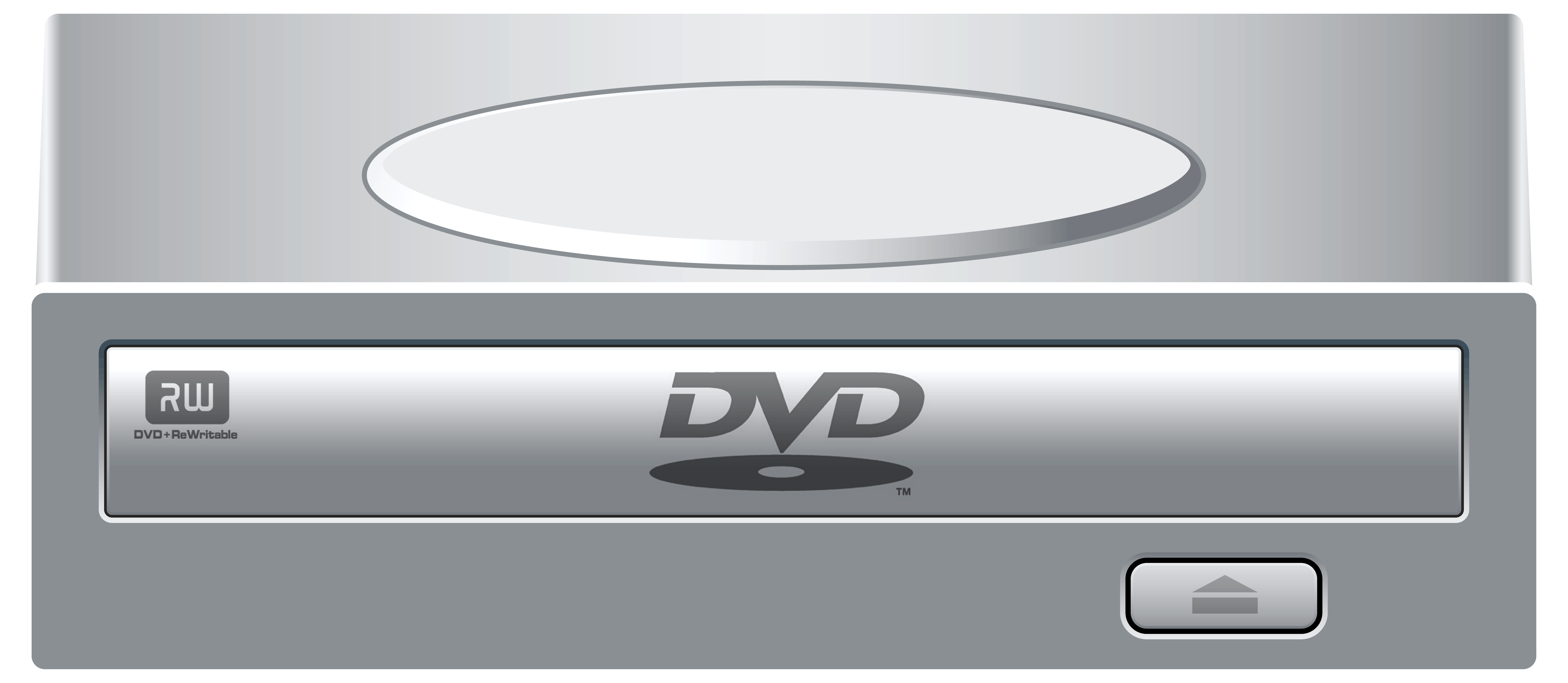Dvd drive clipart graphic library download White External DVD ROM Drive PNG Clipart - Best WEB Clipart graphic library download