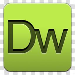 Dw logo clipart stock Icons up dec , dreamweaver, Adobe Dw logo transparent background PNG ... stock