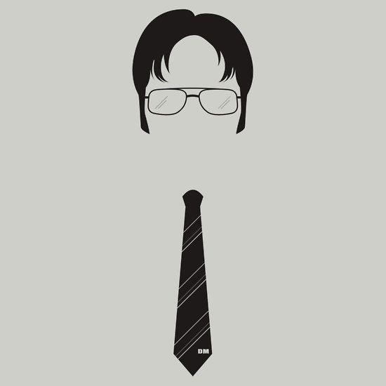 Dwight clipart clip art transparent Dwight Schrute by Elle Campbell | stamps | Dwight schrute, The ... clip art transparent