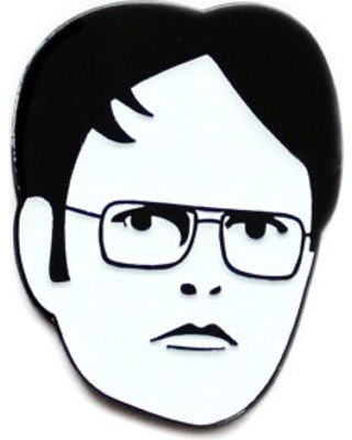 Dwight clipart image black and white download Dwight schrute clipart 5 » Clipart Portal image black and white download