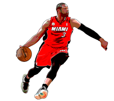 Dwyane wade clipart png royalty free download Dwyane PNG - DLPNG.com png royalty free download