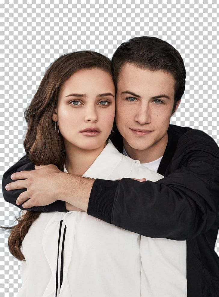 Dylan minnette clipart banner library library Dylan Minnette Katherine Langford 13 Reasons Why Hannah Baker Clay ... banner library library