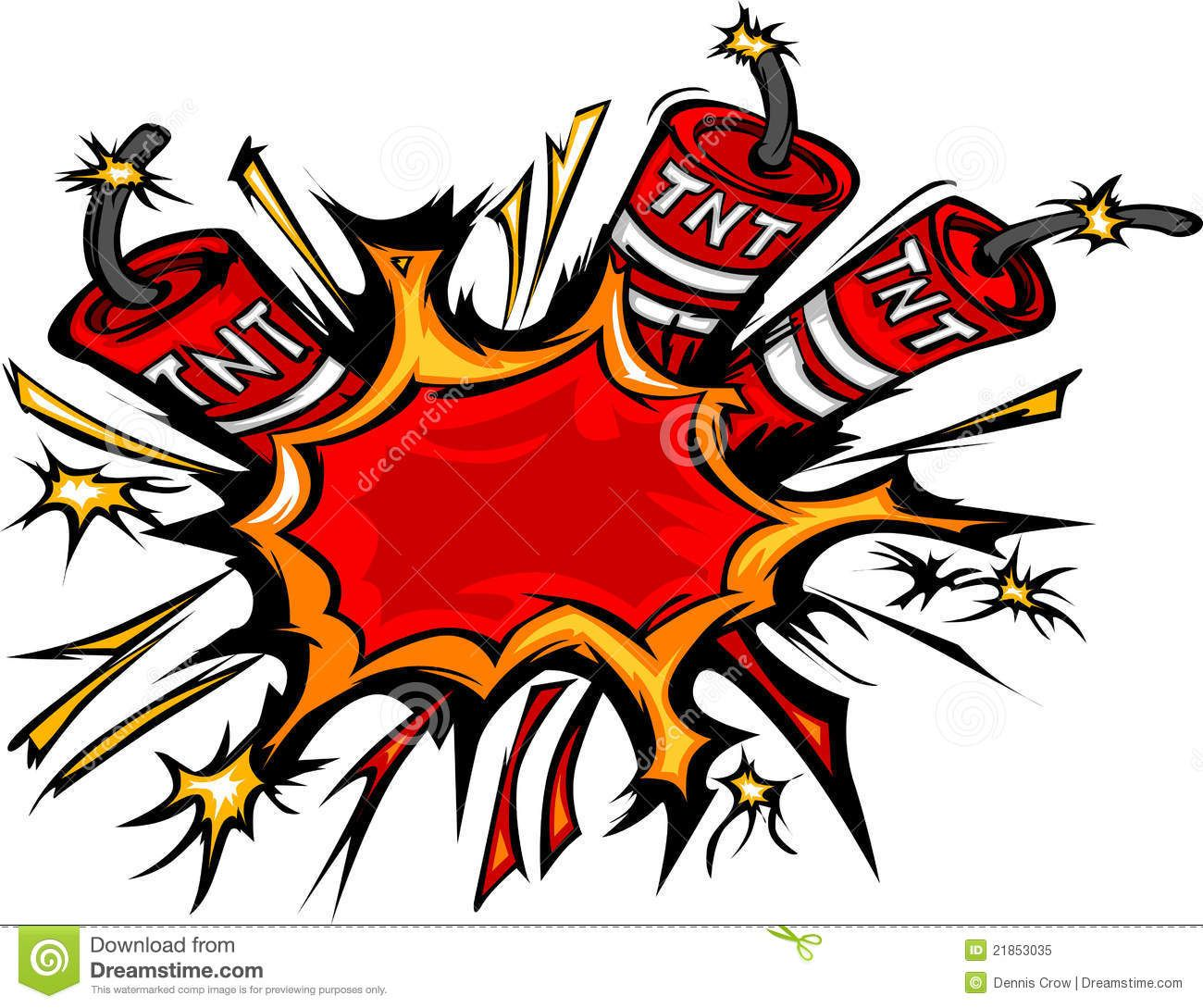 Dynamite explosion clipart black and white image library cartoon images of tnt | Royalty Free Stock Photo: Dynamite Explosion ... image library