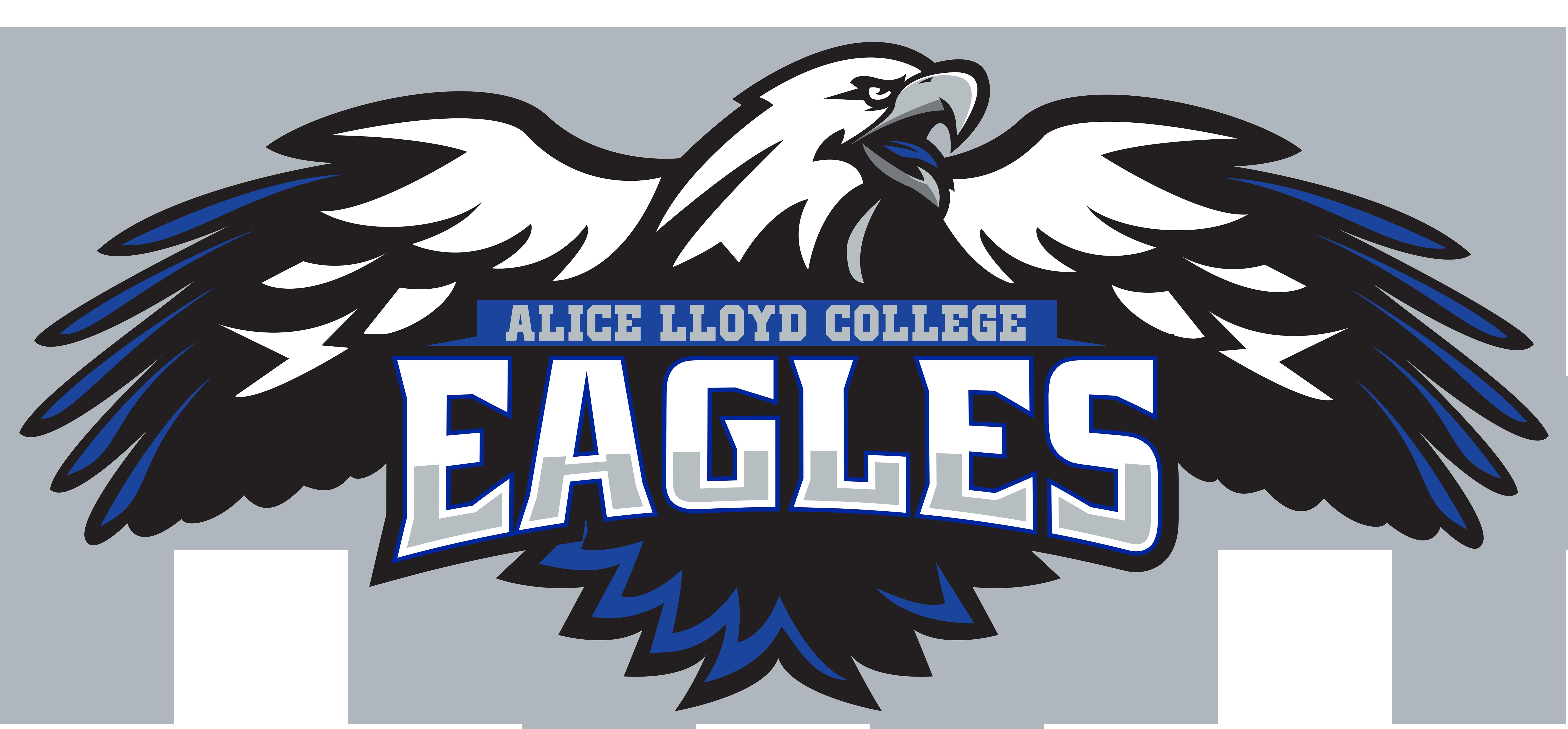 Athletics alice lloyd college. Eagle basketball clipart