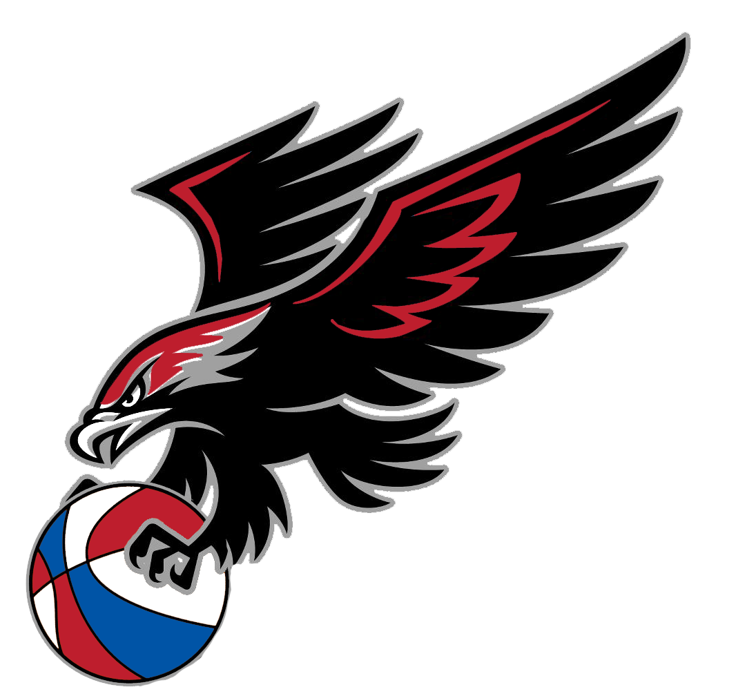 Eagle on basketball clipart clip library stock Williams Field High School Chicago Blackhawks Higley Unified School ... clip library stock