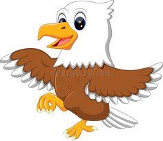 Eagle clipart cartoon freeuse stock 18 Best Eagles images in 2017 | Eagle, Eagle cartoon, Cartoon freeuse stock