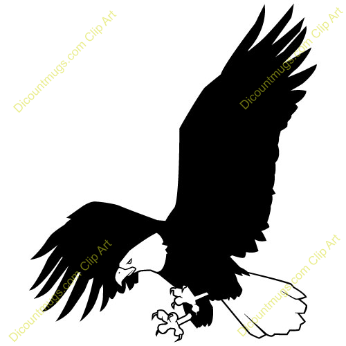 Eagle flying clipart black and white graphic Eagle Flying Clipart Black And White | Clipart Panda - Free Clipart ... graphic