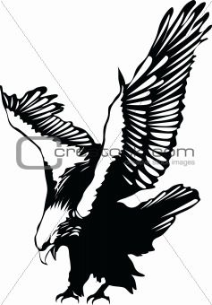 Free flying eagle clipart. Silhouette woodburning art