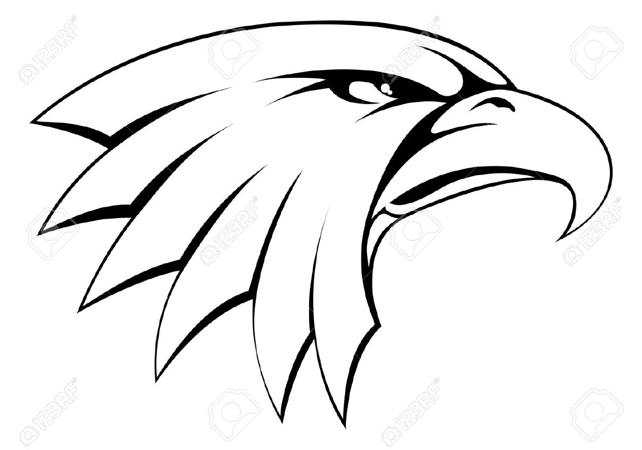 Eagle head clipart black and white svg royalty free stock Eagle head clipart black and white 1 » Clipart Station svg royalty free stock