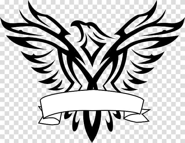 Eagle logo clipart png free download Black bird illustration, Bald Eagle Logo Black-and-white hawk-eagle ... png free download