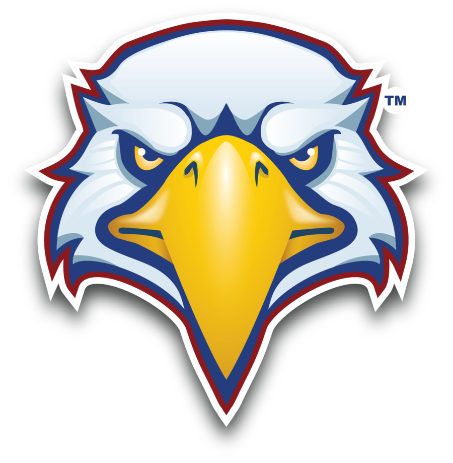 Athletics by bob crum. Eagle school mascot clipart