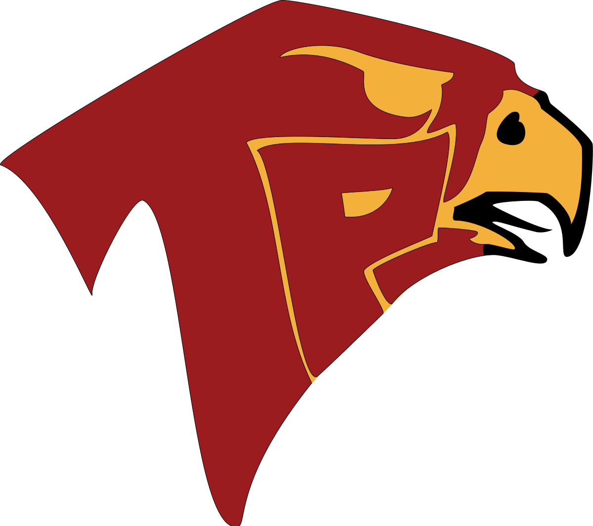 Eagle school mascot clipart. Torrey pines high wikipedia