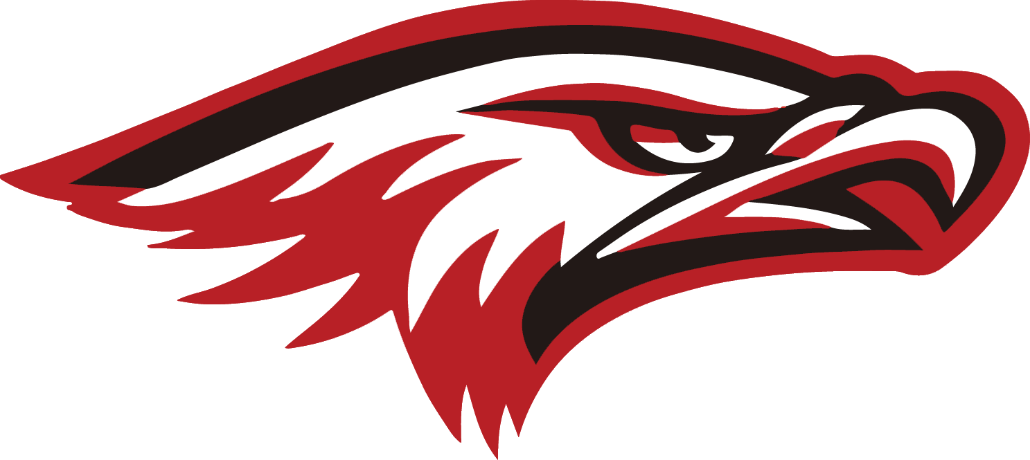 Cleveland eagles washington state. Eagle school mascot clipart