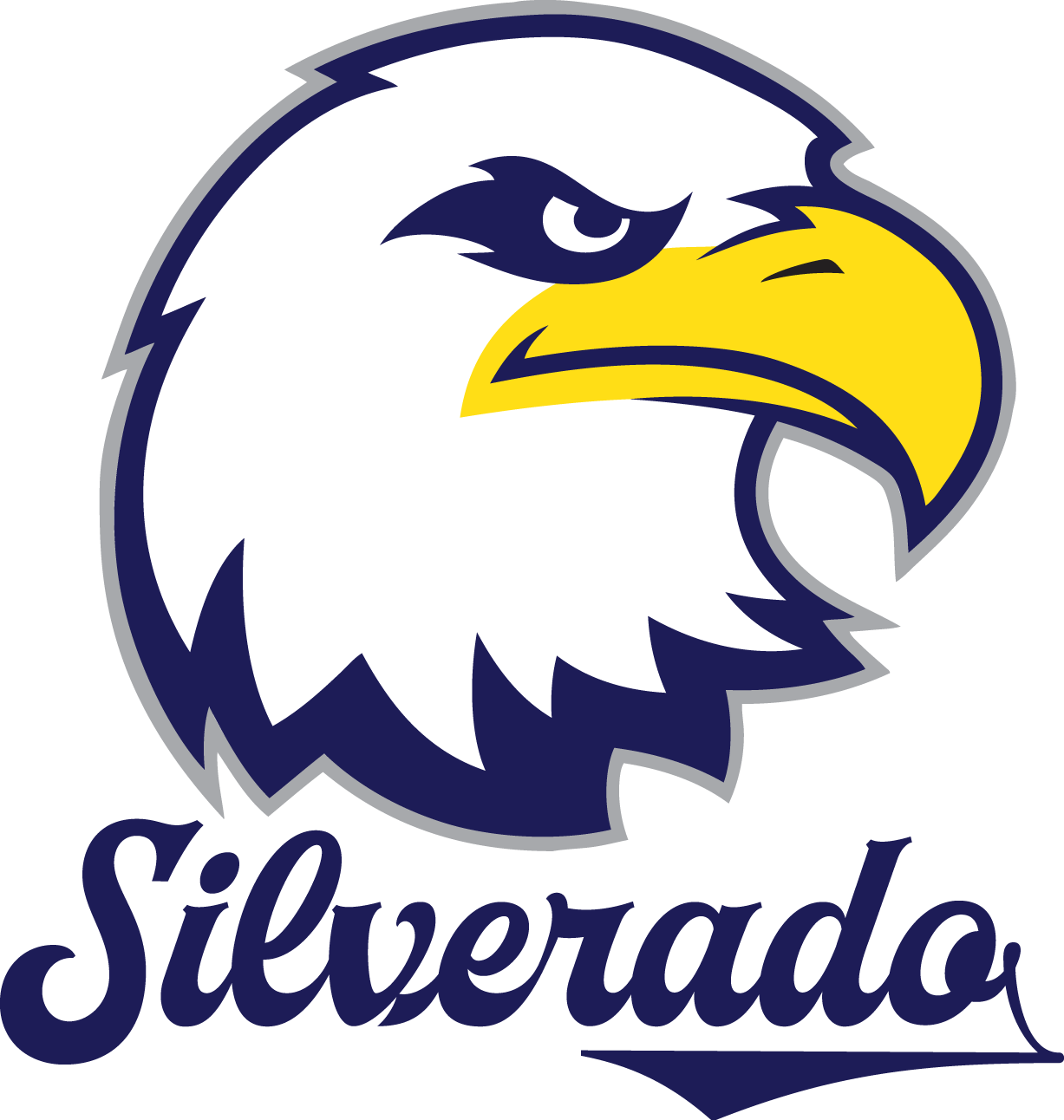 Silverado saddleback valley unified. Eagle school mascot clipart