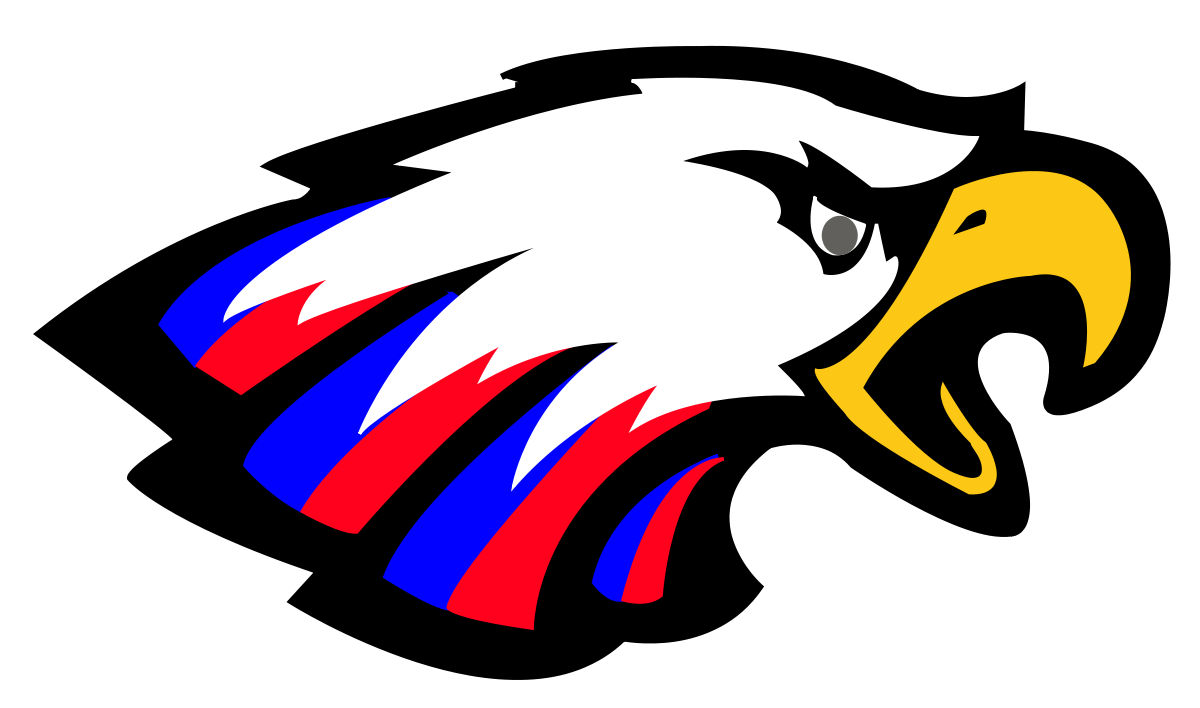 Eagle school mascot clipart. American high california wikipedia