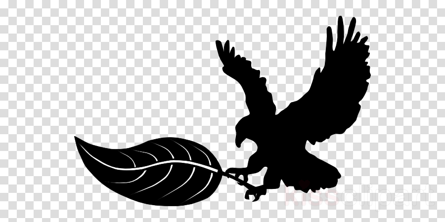 Eagle silhouette clipart free png black and white stock Eagle, Bird, Silhouette, transparent png image & clipart free download png black and white stock