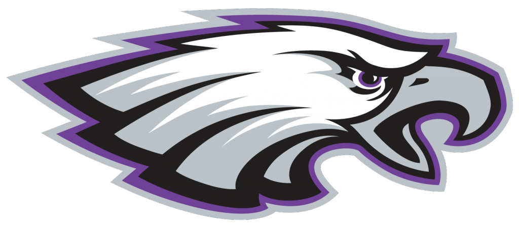 Eagle with football clipart graphic transparent library Eagle Football Clipart 48182 | LOADTVE graphic transparent library
