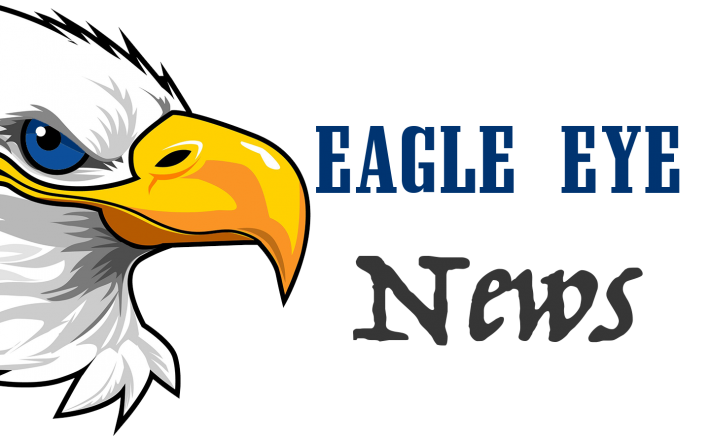 Eagle with football clipart. Through the eyes of