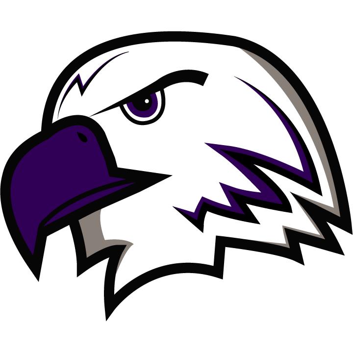 Eagles basketball clipart vector transparent Niagara Purple Eagles men's Basketball- 2018 Schedule, Stats, Team ... vector transparent