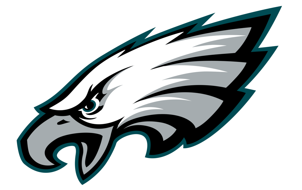 Eagles basketball clipart clip transparent stock The Valley's Super Fans: Eagles or Patriots? - Valley Morning Star ... clip transparent stock