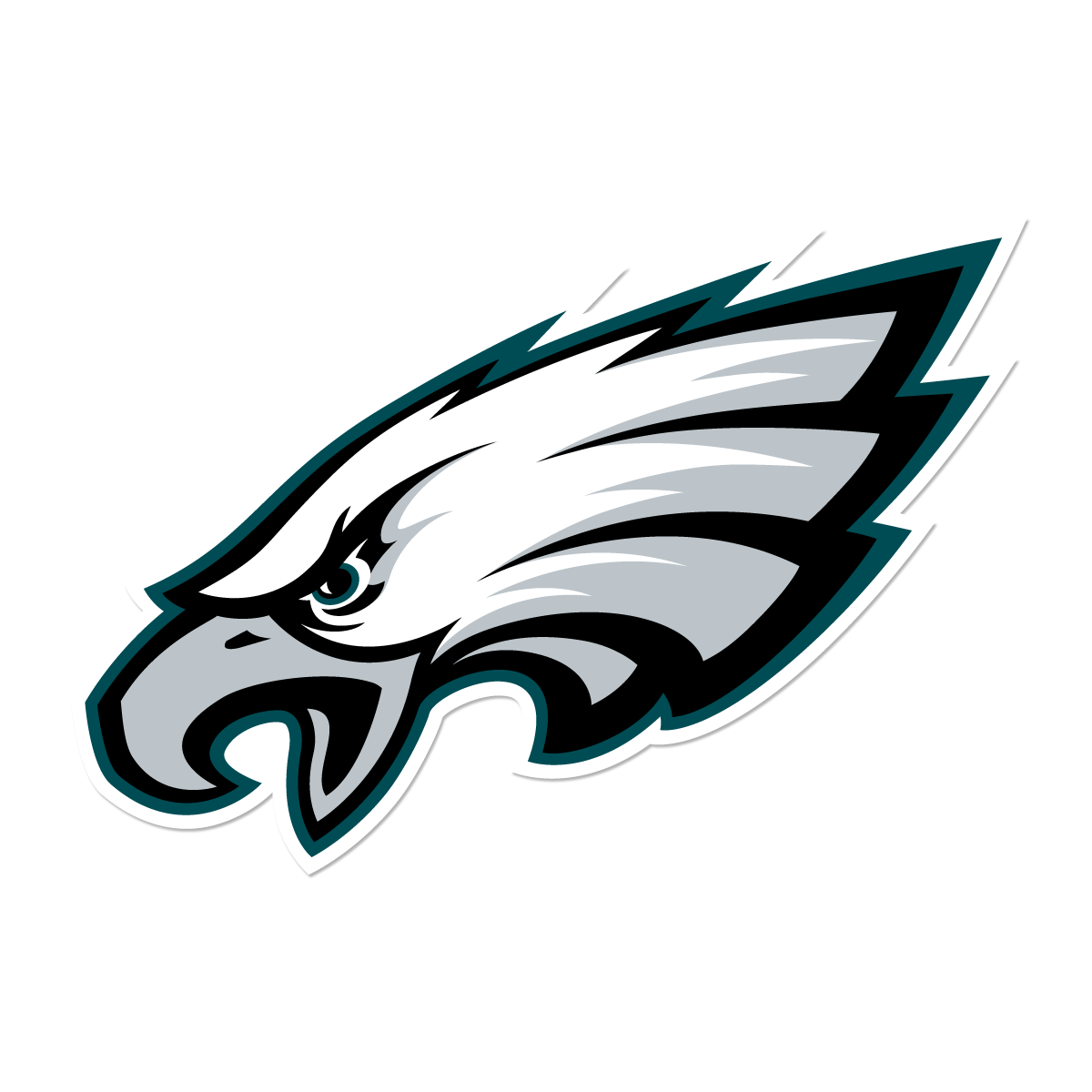 Eagles football clipart.  collection of philadelphia