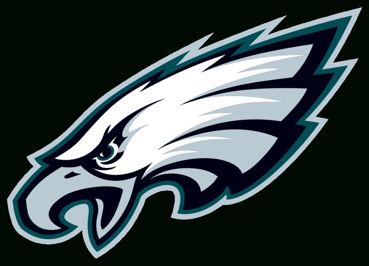 Eagles superman logo clipart banner black and white stock Philadelphia Eagles Vector Logo - Logo Downloads banner black and white stock