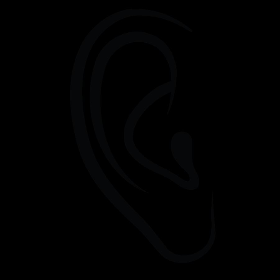 Ear canal clipart jpg transparent Ear canal Computer Icons Symbol Clip art - ear png download - 900 ... jpg transparent