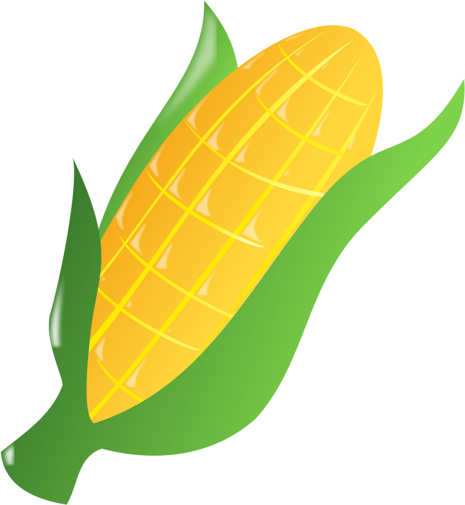 Ear of corn clipart svg royalty free stock Corn Clipart Easy Draw Ear Of Corn Clipart - Clip Art Library svg royalty free stock