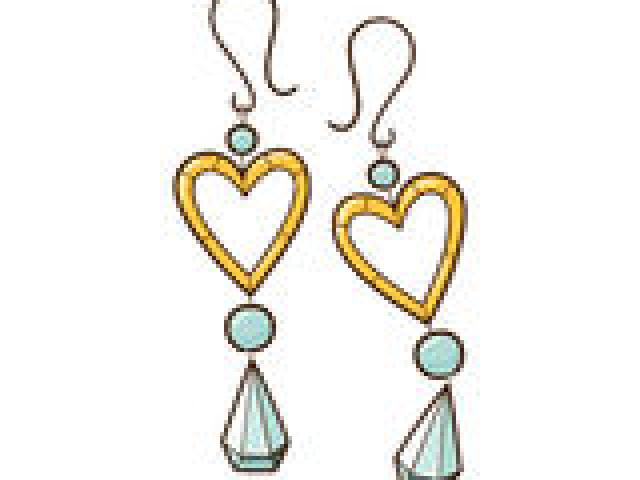 Earrings clipart images banner transparent library Free Earrings Clipart, Download Free Clip Art on Owips.com banner transparent library