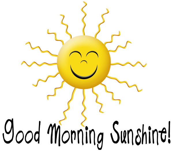 Good morning sun clipart library 28+ Collection of Good Morning Clipart Png | High quality, free ... library