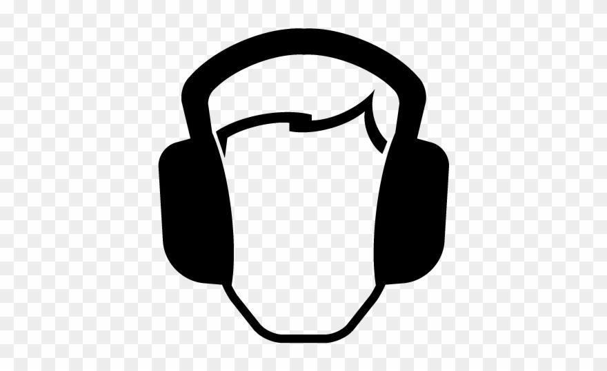 Earmuff clipart image library Earmuff - Danger Hearing Protection Required Clipart (#3721274 ... image library