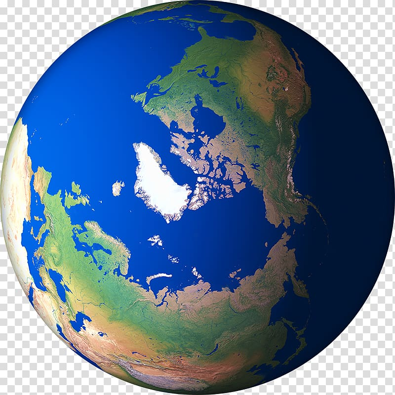 Earth 3d clipart clip black and white library Earth Globe Arctic, 3D-Earth-Render-15 transparent background PNG ... clip black and white library
