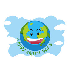 Earth clipart logo jpg download Happy Earth Clipart Vector Images (over 100) jpg download