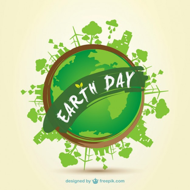 Earth day graphics clipart png free download Earth day 2014 clip art - vector Vector | Free Download png free download