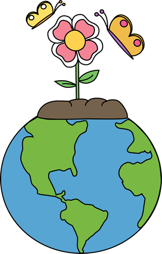 Earth day graphics clipart vector free library Earth Day Clip Art - Earth Day Images vector free library