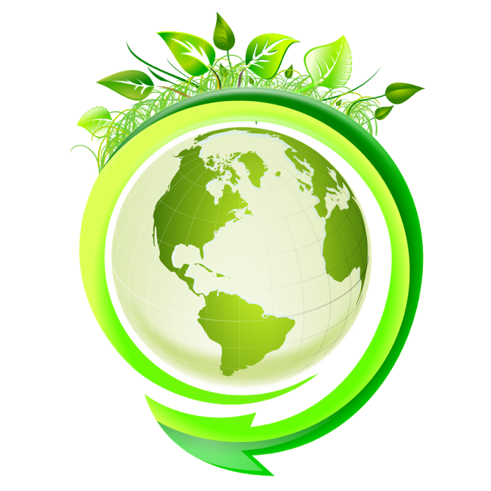 Earth day tree clipart. Environmental eco green graphics