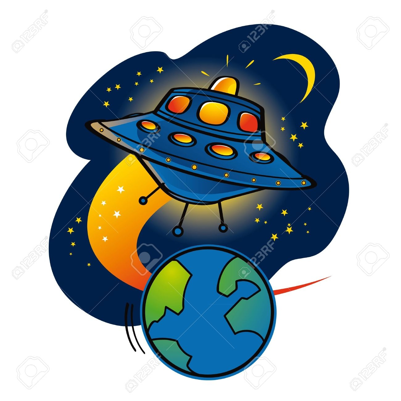 Earth from space clipart jpg download Earth From Space Clip Art – Clipart Free Download jpg download