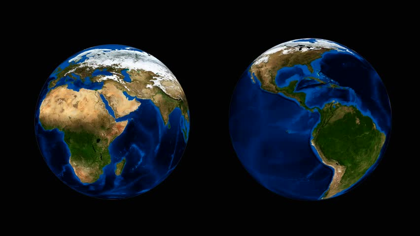 Earth from space clipart image The Earth From Space. Extremely Detailed Clipart Including All ... image