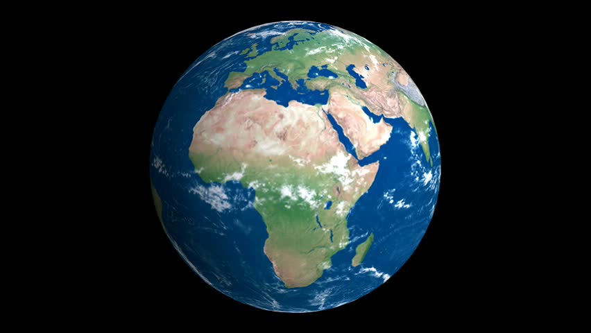 Earth from space clipart vector library download The Earth From Space. Extremely Detailed Clipart Including All ... vector library download