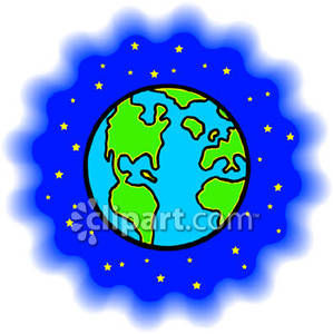 Earth from space clipart png free Earth and space clipart - ClipartFest png free
