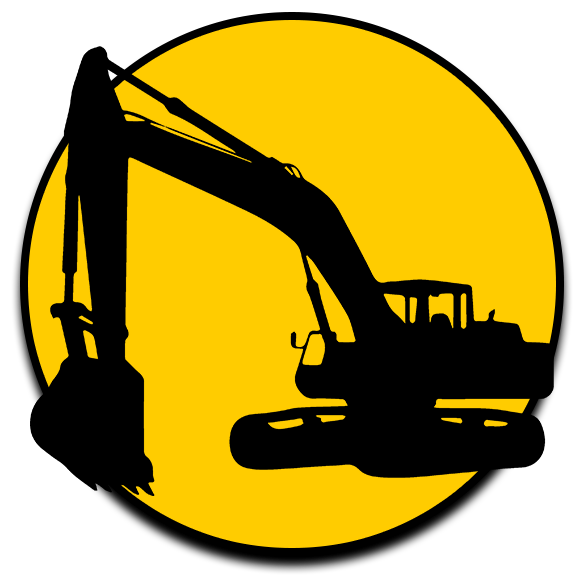 Earthmoving clipart svg black and white Welcome to EarthBroker svg black and white