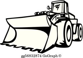 Earthmoving clipart vector freeuse Earth Moving Clip Art - Royalty Free - GoGraph vector freeuse