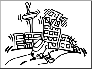 Earthquake clipart black and white transparent download Earthquake Clipart Black And White (96+ images in Collection) Page 1 transparent download
