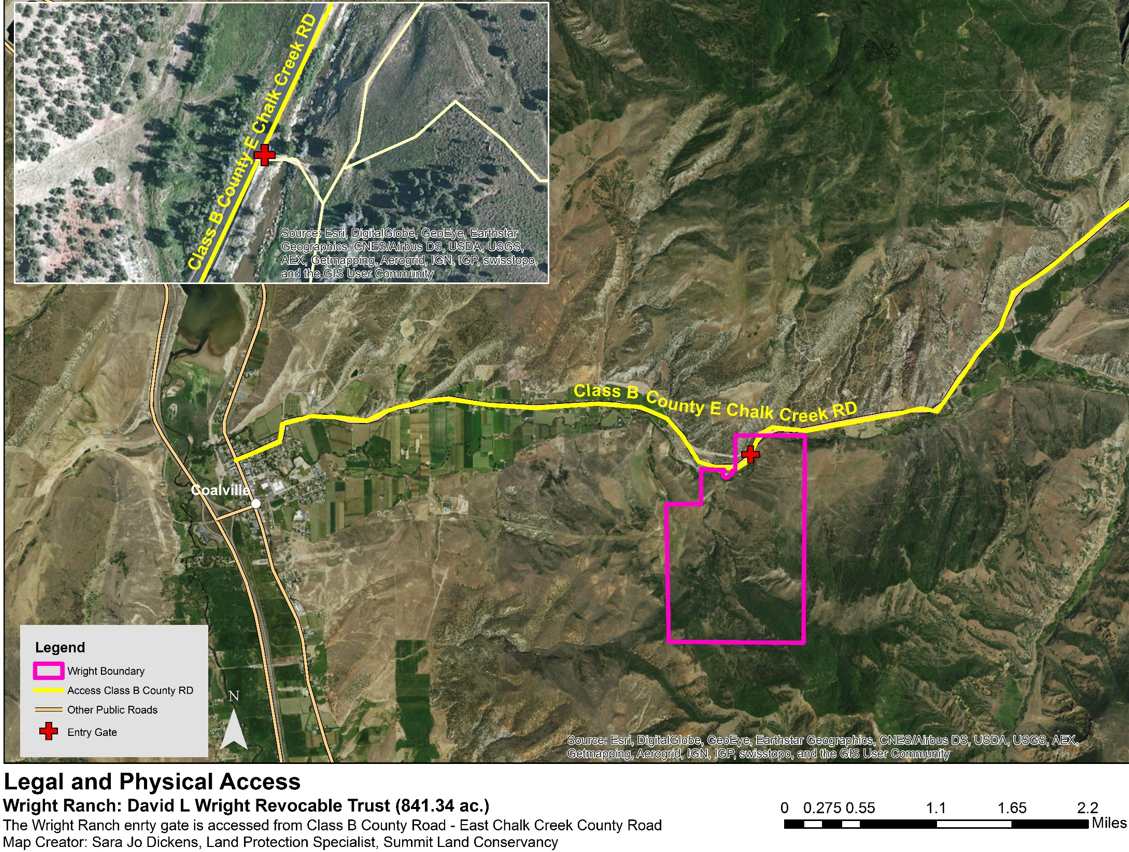 Easements clipart svg Summit County Approved Three Easements In North Summit County | KPCW svg