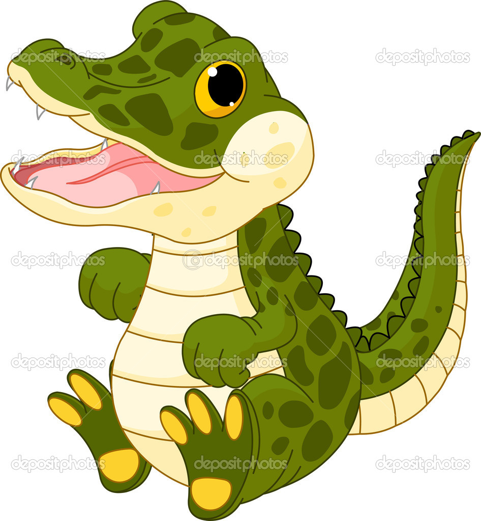 Easter alligator clipart clip art freeuse library Baby alligator clipart - ClipartFest clip art freeuse library
