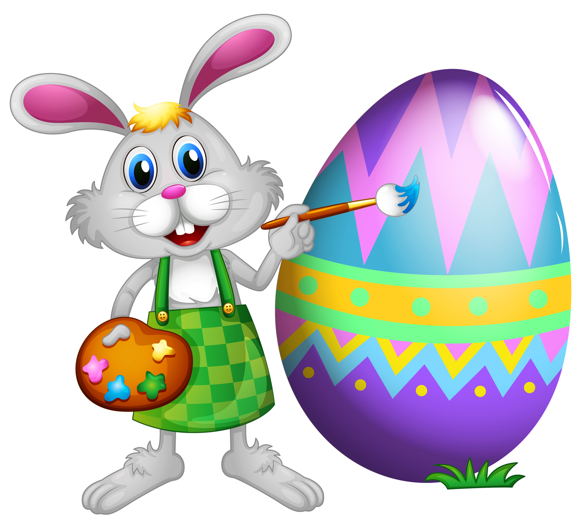 Easter baseball clipart graphic transparent library Easter Bunny 2018- Dr. Odd graphic transparent library