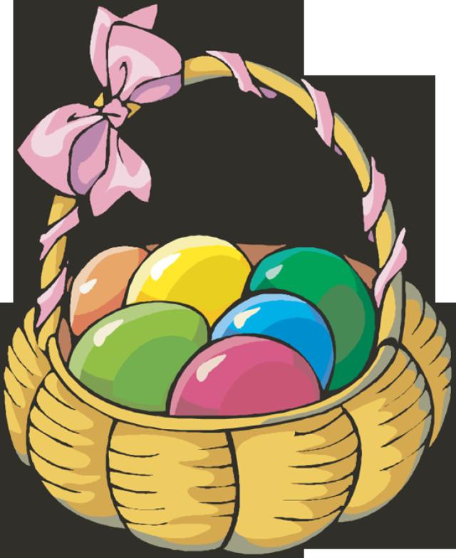 Easter egg basket clipart black and white png transparent download Web Design & Development | Pinterest | Easter baskets, Clip art and ... png transparent download