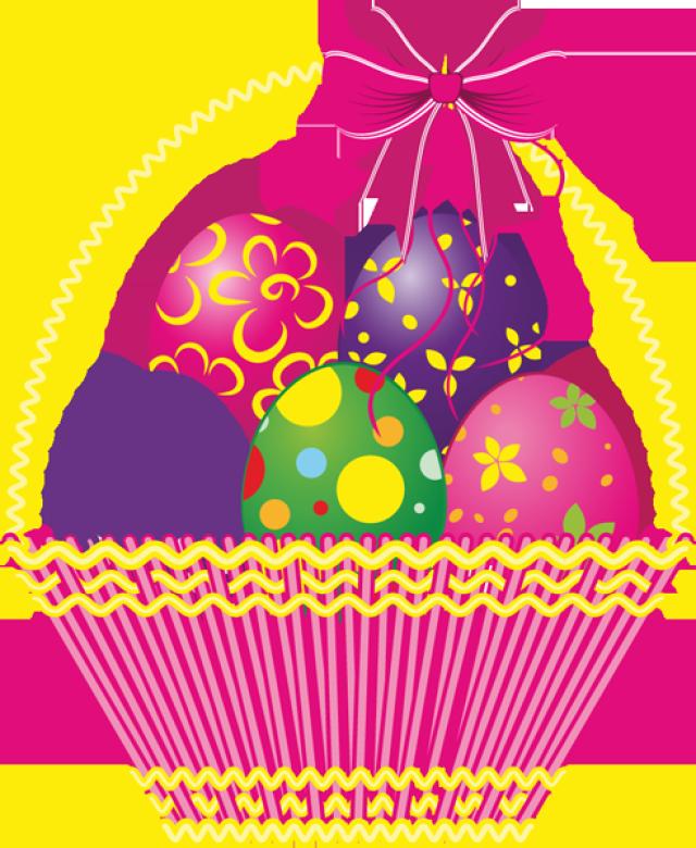 Easter basket clip art clip art black and white library Web Design & Development | Easter baskets, Clip art and Easter clip art black and white library